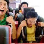 ジェットコースター事故の確率は?海外や日本は?怖くない方法や浮遊感の克服