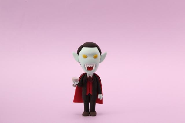 夢占い 吸血鬼